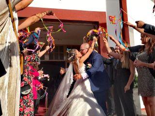 El matrimonio de Belén  y Jaime  1