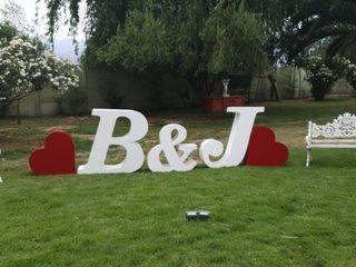 El matrimonio de Belén  y Jaime  3