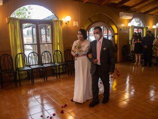 El matrimonio de Ariel y Leticia 1