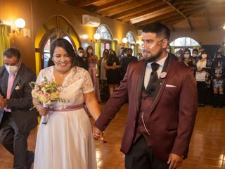El matrimonio de Ariel y Leticia 3