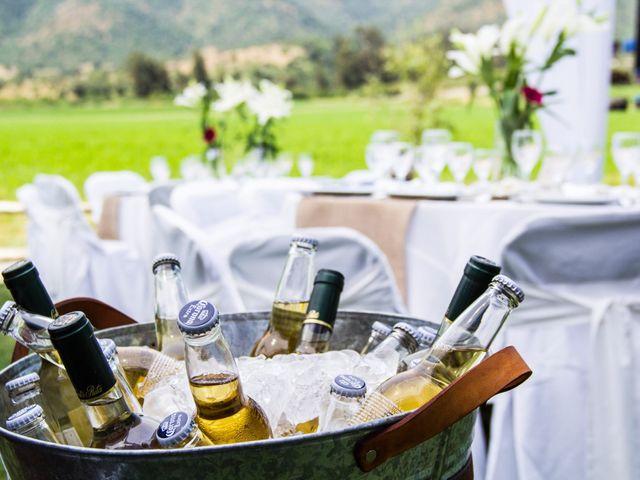 El matrimonio de Jean Paul y Lily en Machalí, Cachapoal 23