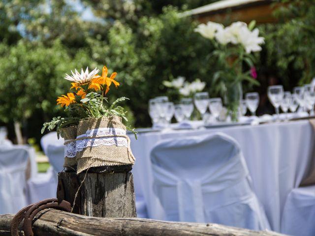 El matrimonio de Jean Paul y Lily en Machalí, Cachapoal 29