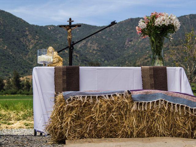 El matrimonio de Jean Paul y Lily en Machalí, Cachapoal 30