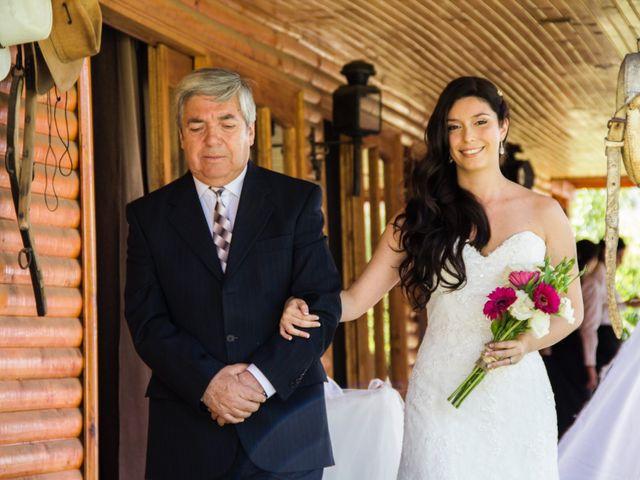 El matrimonio de Jean Paul y Lily en Machalí, Cachapoal 37