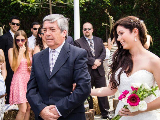 El matrimonio de Jean Paul y Lily en Machalí, Cachapoal 43