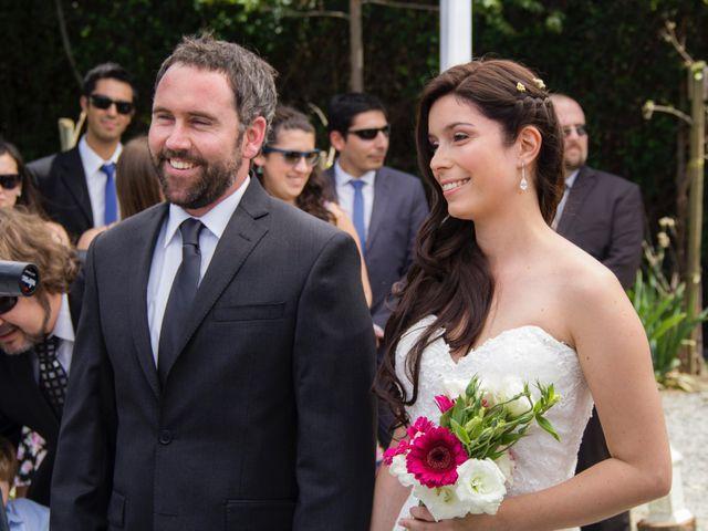El matrimonio de Jean Paul y Lily en Machalí, Cachapoal 45
