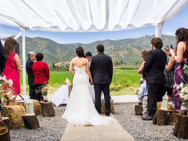 El matrimonio de Jean Paul y Lily en Machalí, Cachapoal 50