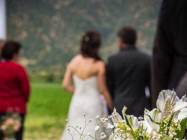 El matrimonio de Jean Paul y Lily en Machalí, Cachapoal 51