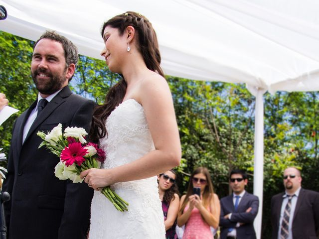 El matrimonio de Jean Paul y Lily en Machalí, Cachapoal 58