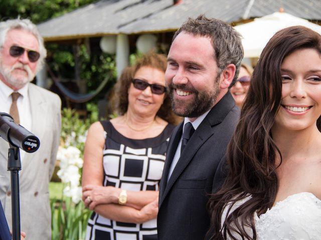 El matrimonio de Jean Paul y Lily en Machalí, Cachapoal 64