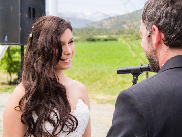 El matrimonio de Jean Paul y Lily en Machalí, Cachapoal 65