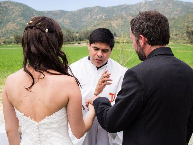 El matrimonio de Jean Paul y Lily en Machalí, Cachapoal 79