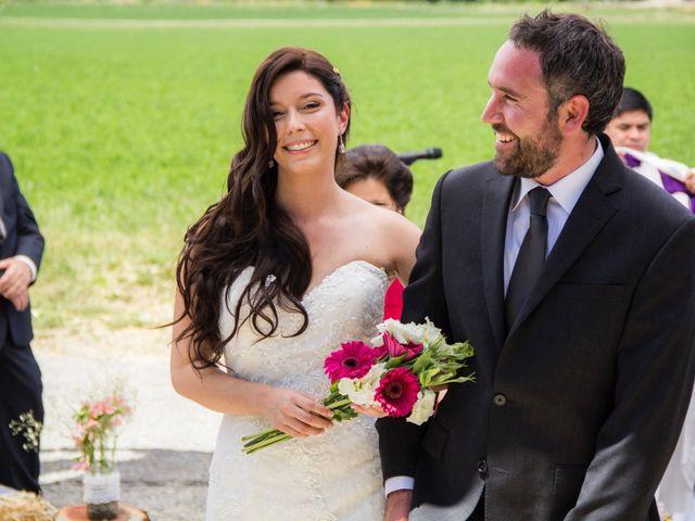 El matrimonio de Jean Paul y Lily en Machalí, Cachapoal 81