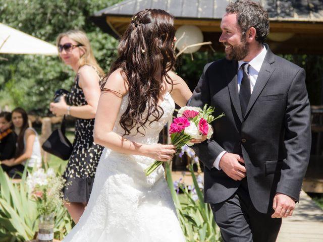 El matrimonio de Jean Paul y Lily en Machalí, Cachapoal 82