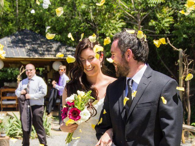 El matrimonio de Jean Paul y Lily en Machalí, Cachapoal 83