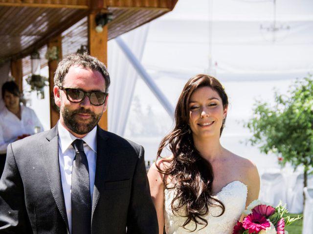 El matrimonio de Jean Paul y Lily en Machalí, Cachapoal 92
