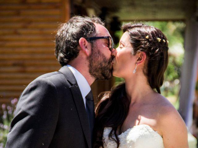 El matrimonio de Jean Paul y Lily en Machalí, Cachapoal 93