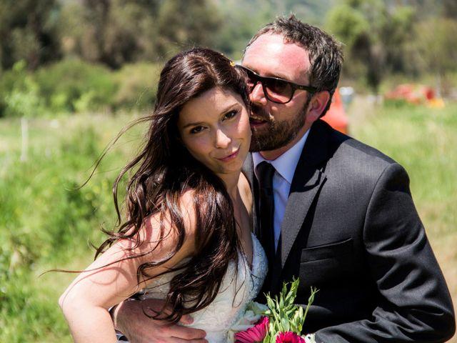 El matrimonio de Jean Paul y Lily en Machalí, Cachapoal 94