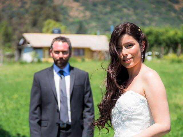 El matrimonio de Jean Paul y Lily en Machalí, Cachapoal 95