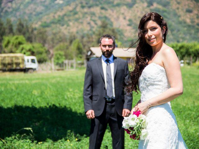 El matrimonio de Jean Paul y Lily en Machalí, Cachapoal 96