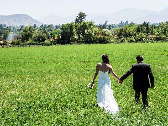 El matrimonio de Jean Paul y Lily en Machalí, Cachapoal 2
