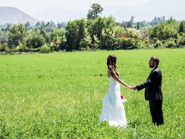 El matrimonio de Jean Paul y Lily en Machalí, Cachapoal 98