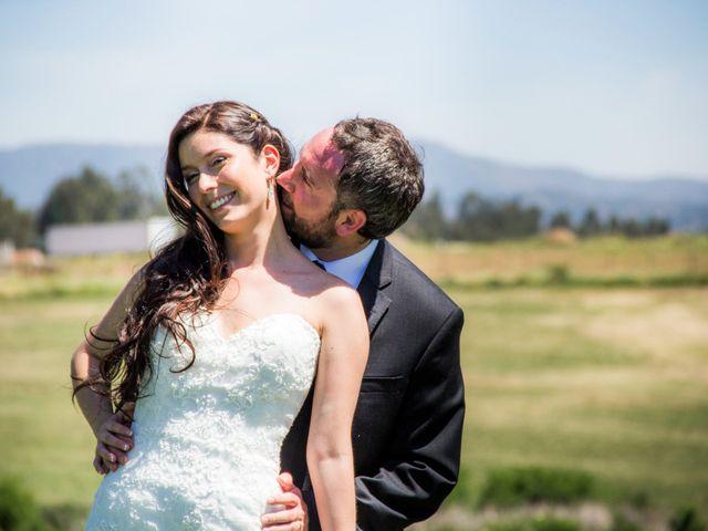 El matrimonio de Jean Paul y Lily en Machalí, Cachapoal 99