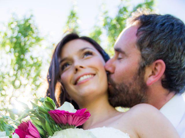 El matrimonio de Jean Paul y Lily en Machalí, Cachapoal 121