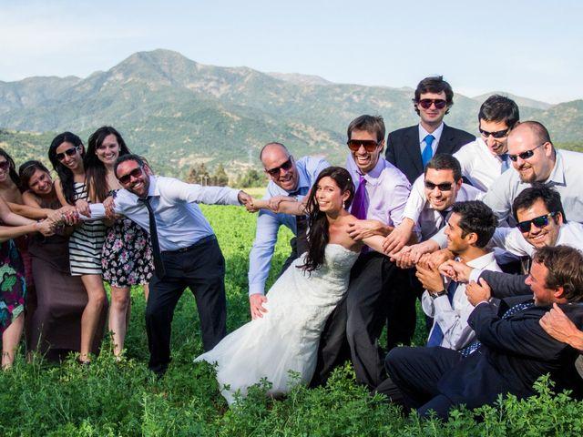 El matrimonio de Jean Paul y Lily en Machalí, Cachapoal 125
