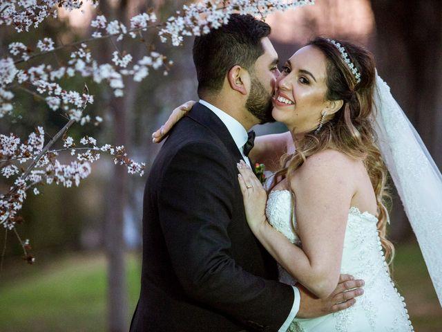 El matrimonio de Jovanka y Victor