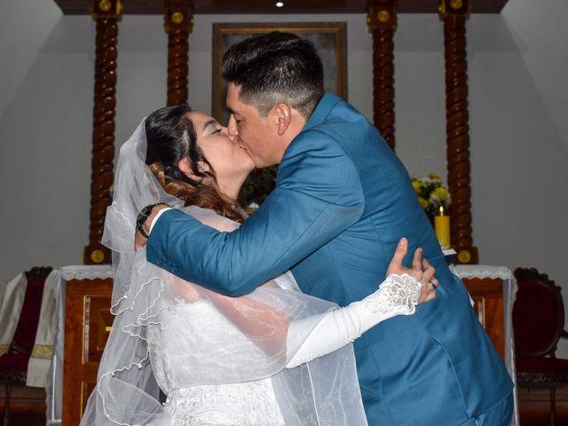 El matrimonio de Danea y Elías