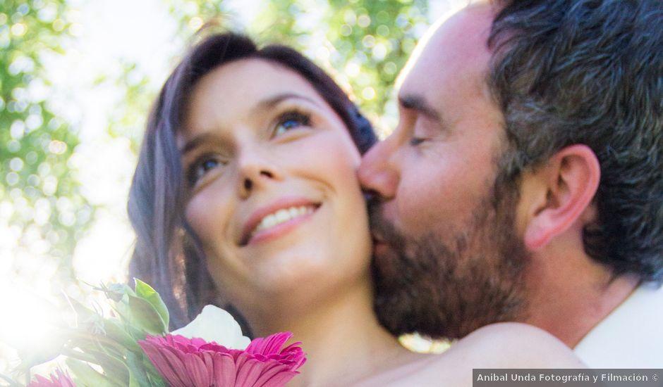 El matrimonio de Jean Paul y Lily en Machalí, Cachapoal