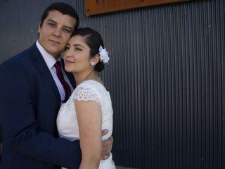 El matrimonio de Yara y Sebastian
