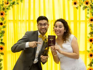 El matrimonio de Orlando y Francisca