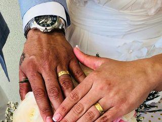 El matrimonio de Yeny y César  1