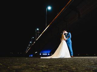 El matrimonio de Cristian y Tamara  2