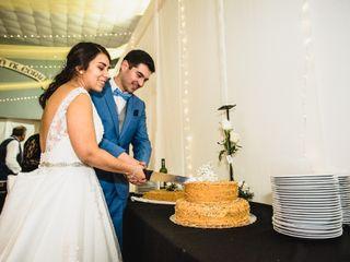 El matrimonio de Cristian y Tamara  3