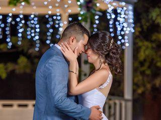 El matrimonio de Elisa y Alvaro
