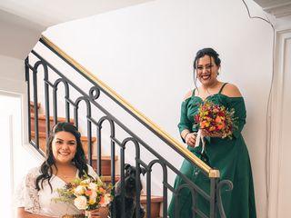 El matrimonio de Daniela  y Anabell  3