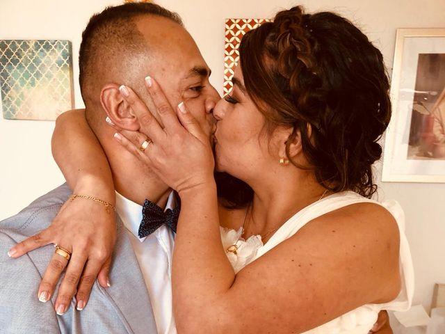 El matrimonio de Yeny y César
