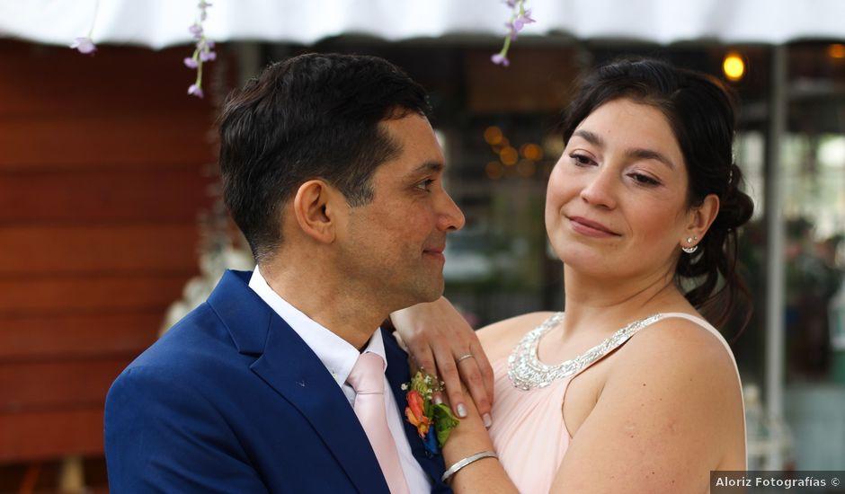 El matrimonio de Gabriel y Natalia en Calera de Tango, Maipo