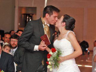 El matrimonio de Constanza y Patricio 3