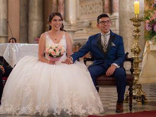 El matrimonio de Thiare y Emilio