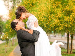 El matrimonio de Elizabeth y Alfredo 1