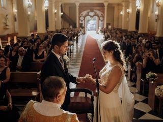El matrimonio de Anita y Eduardo