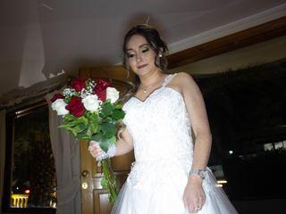 El matrimonio de Ninoska y Francisco 2