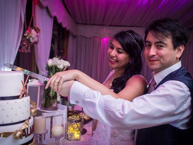 El matrimonio de Yess y Andrés