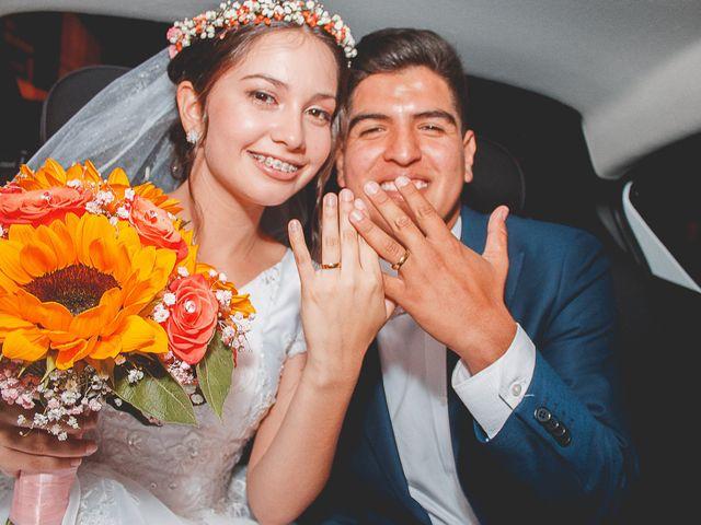 El matrimonio de Javiera y Alejandro