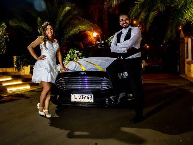El matrimonio de Ninoska y Francisco
