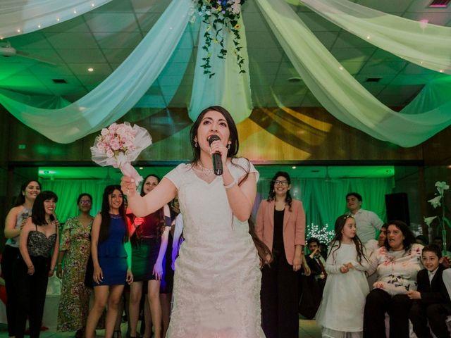 El matrimonio de Felipe y Aileen  en Puente Alto, Cordillera 1